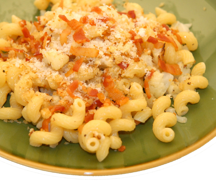 Chips That Pass in the Night: Cavatappi with Roasted ...