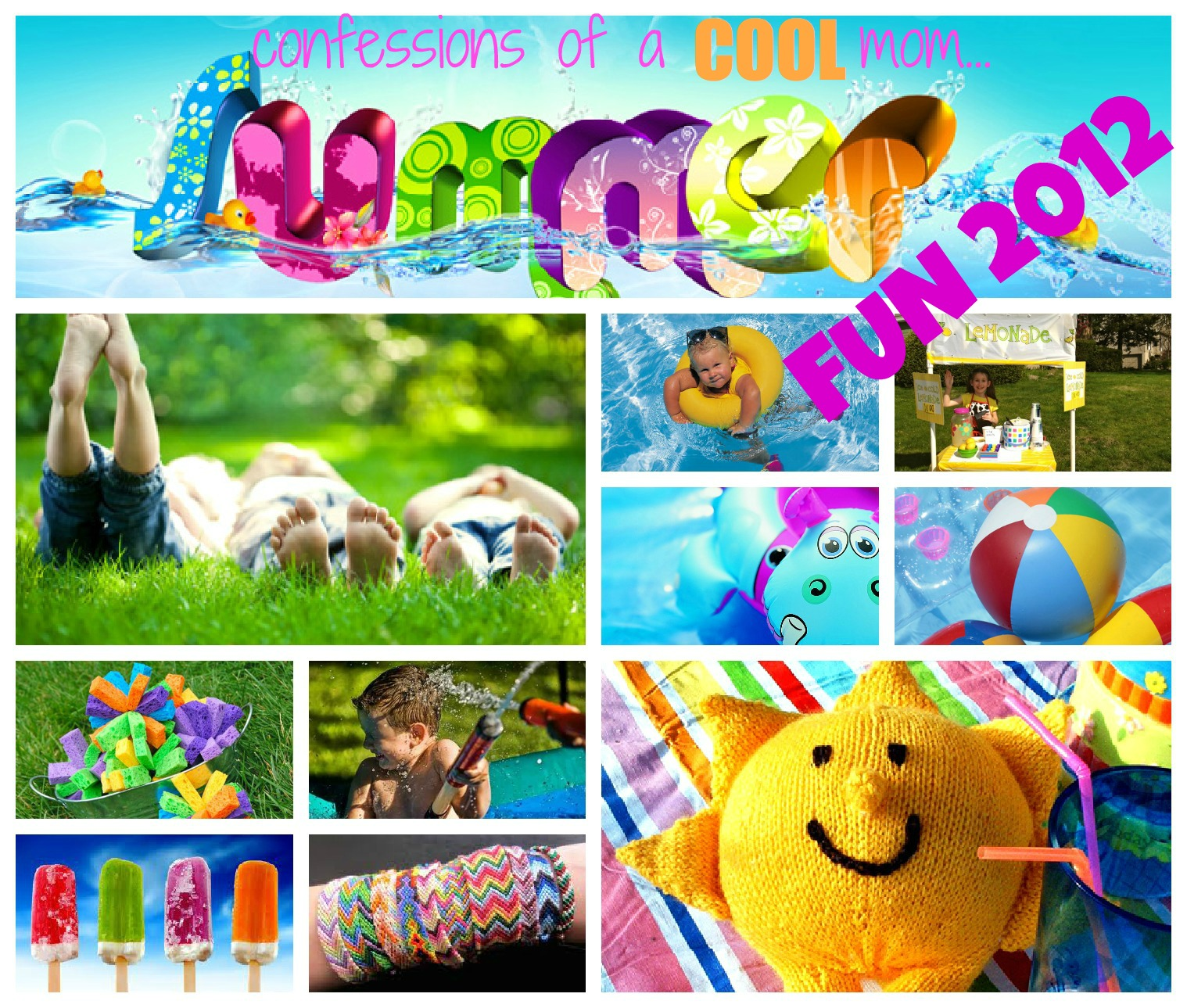 ... : Cool Summer Treats and Cool Stuff to Do in the Heat of Summer