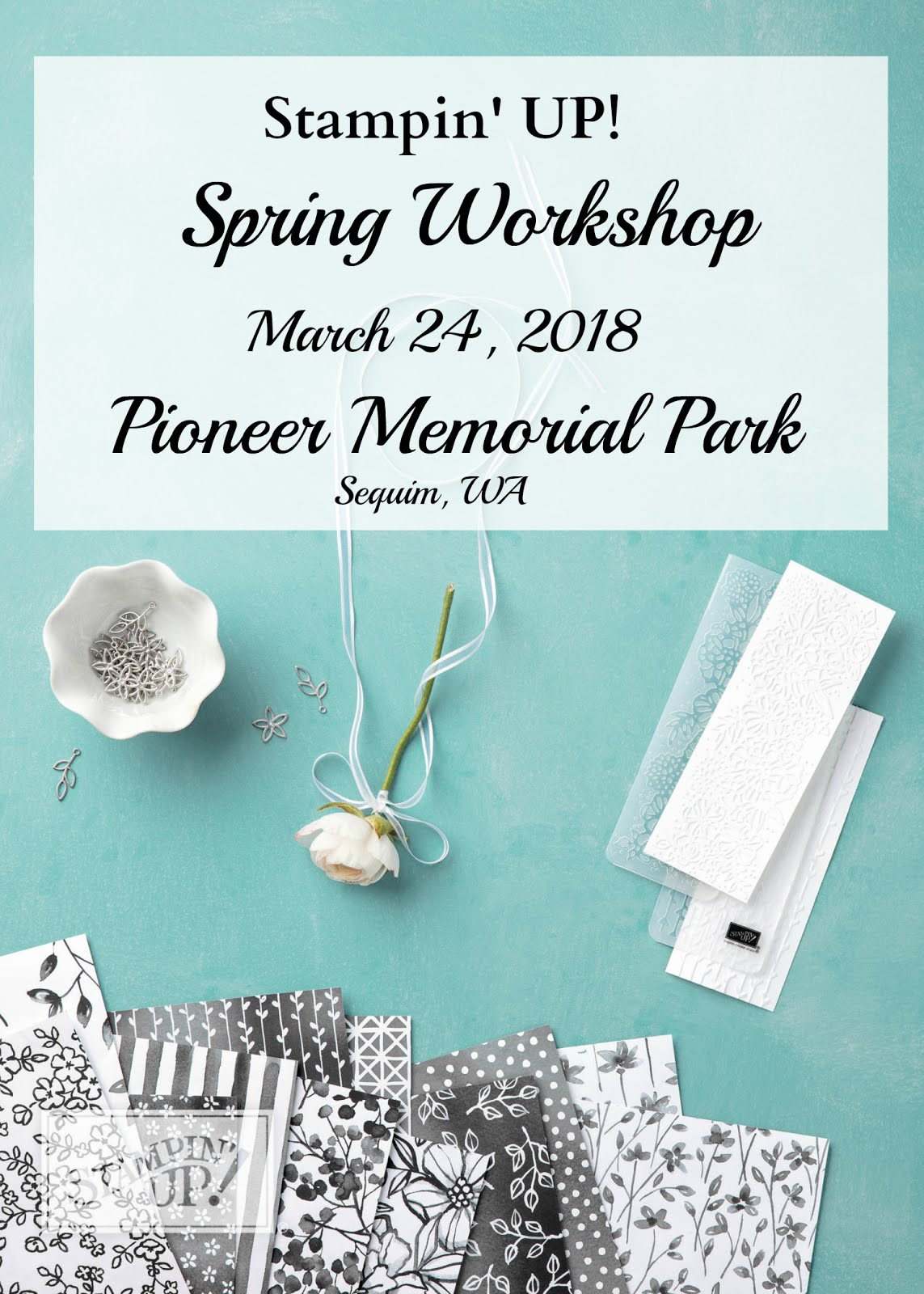 Spring Workshop Pioneer Memorial Park
