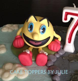 Edible Hulk Cake Toppers