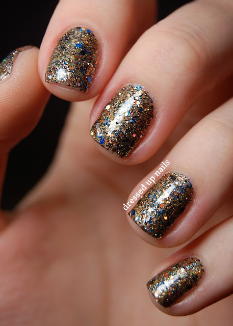 Shimmer Polish Carol
