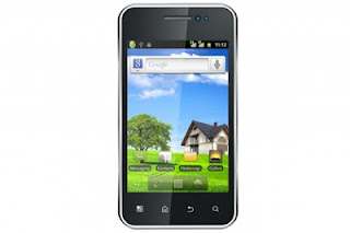 Cross A10 Ponsel Android Murah layar Sentuh