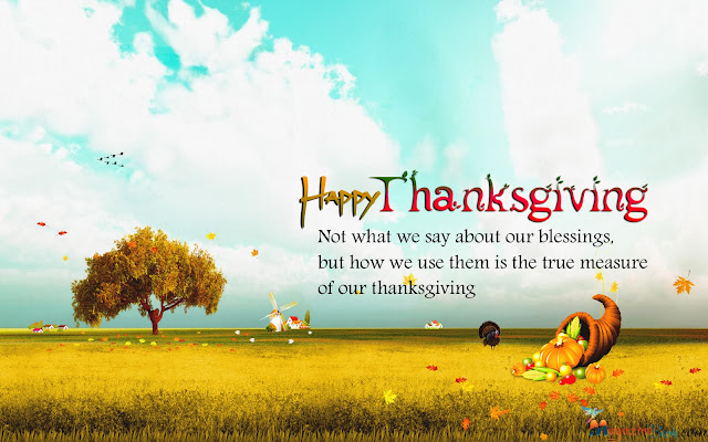 Happy Thanksgiving Day Everyone Wishes Greeting Cards Images 2013 (4)