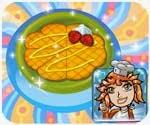 Game làm bánh caramen chuối
