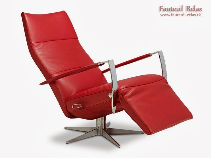 Fauteuil relax pilot de jori fauteuil relax - Fauteuil de relaxation design ...