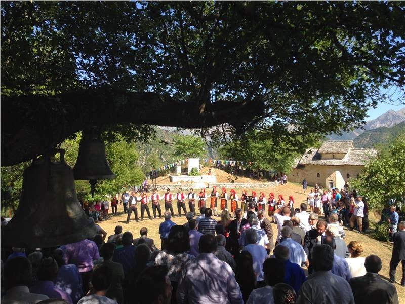 Εκδηλώσεις μνήμης, για την θυσία των ελεύθερων Σουλιωτών που το 1804 μαρτύρησαν στον γκρεμό δίπλα από την Ιερά Μονή Σέλτσου