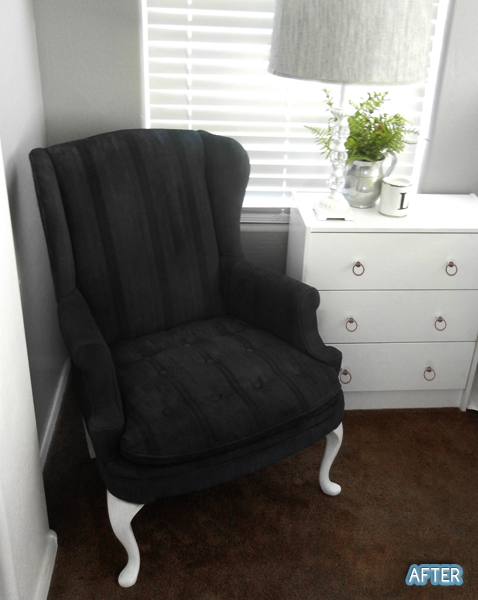 simply spray upholstery fabric paint giveaway giveaway now closed. Black Bedroom Furniture Sets. Home Design Ideas