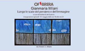 Gianmaria Milani // Lungo le scale del pensiero e dell'immagine a cura di Andrea del Guercio