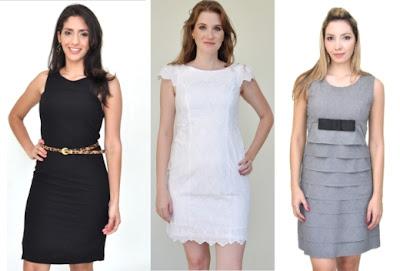 Modelos de Vestidos Formais