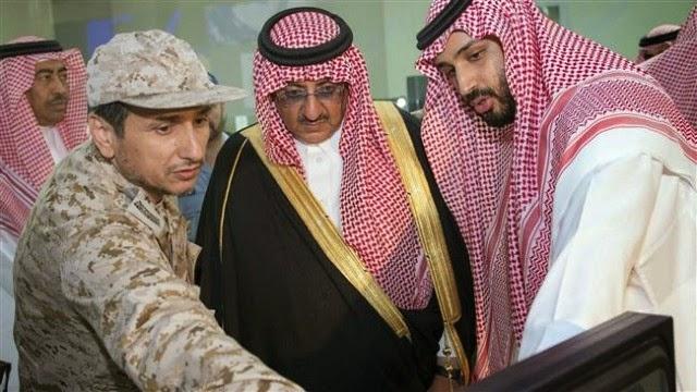 operasi militer Saudi ke Yaman