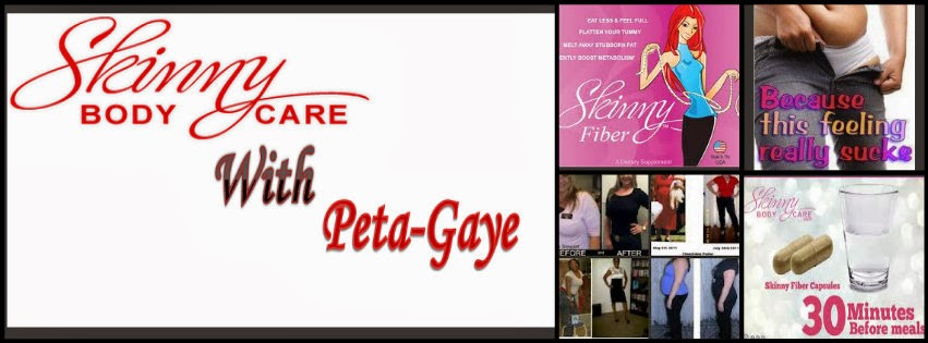 Skinny Fiber With Peta-Gaye