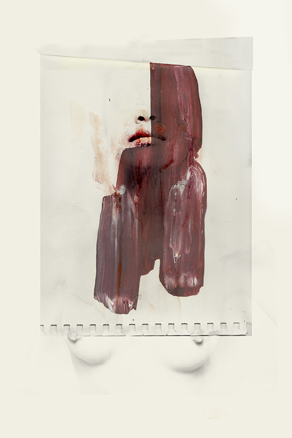 Doctor Ojiplático. Januz Miralles. Fotografía Pintada | Painted Photography