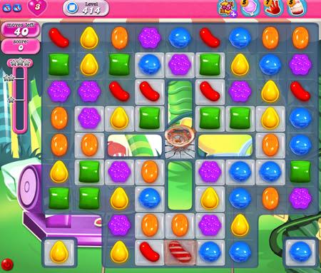 Candy Crush Saga 414