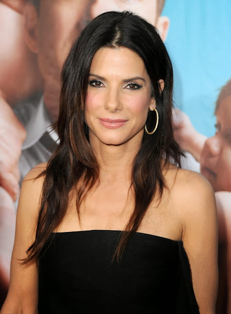 Naked celebrities - Nude Sandra Bullock