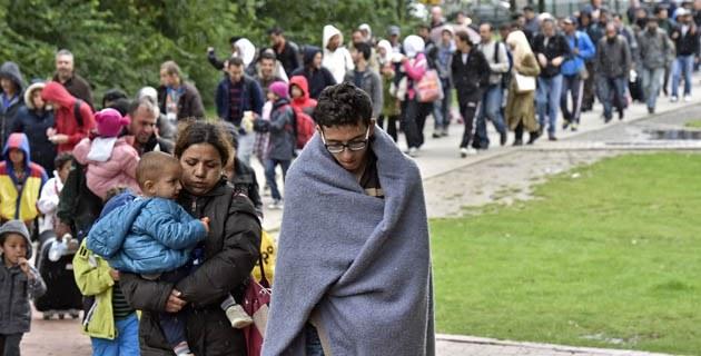 El FMI sugiere que los refugiados trabajen por debajo del salario mínimo