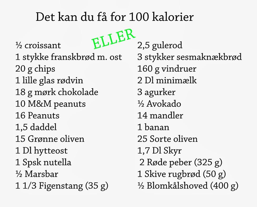 kalorier i vindruer