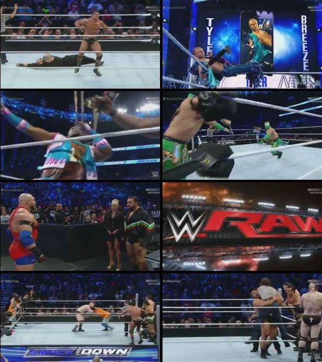 WWE Thursday Night Smackdown 10 Dec 2015 WEBRip 480p