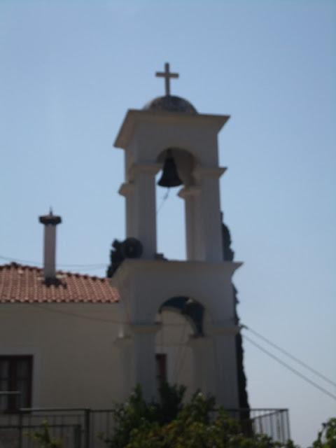 Kloster auf Samos
