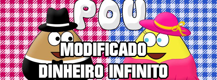 POU DINHEIRO INIFINITO MODIFICADO MOD APK HACK