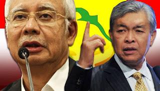 Pemimpin 'belot' jumpa Najib