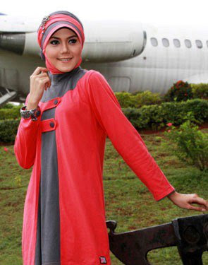 Zenitha Collection Blouse Muslimah Modern ZN 17 A