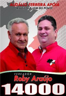 Roby Araújo