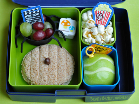 The Hobbit Bento : An Unexpectedl Lunch