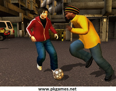 Download Urban Freestyle Soccer PC Game Free Full Version
