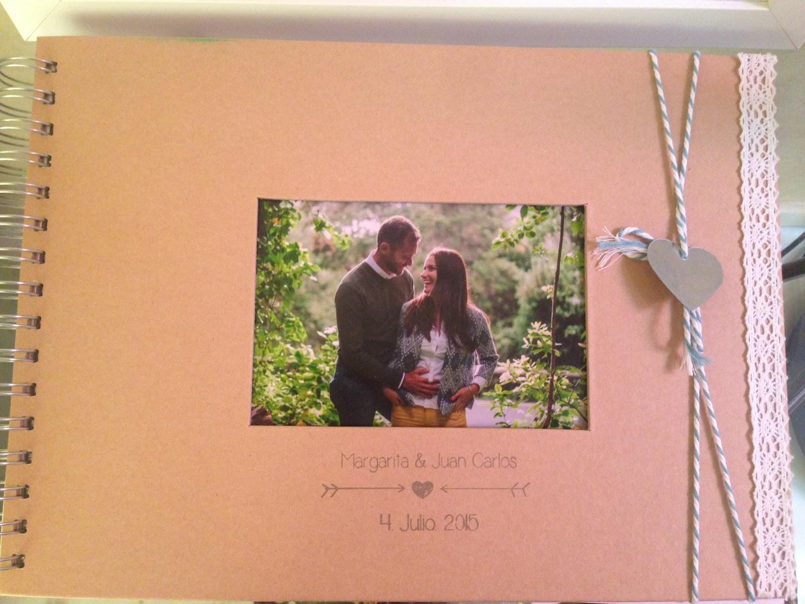 Blog de bodas yo dire que si diy haz tu propio libro - Cosas para preparar una boda ...