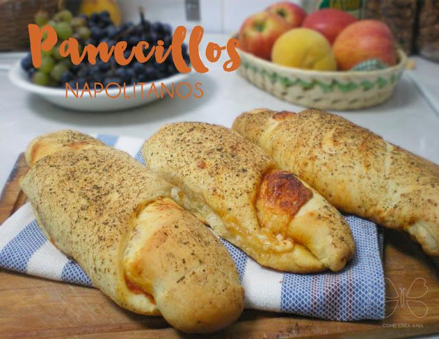 receta panecillos sabor pizza