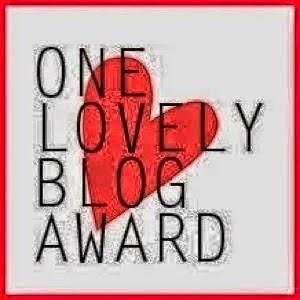 Premio: One lovely blog award