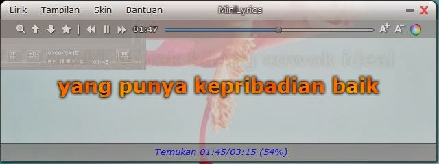 MiniLyrics 7.6.39