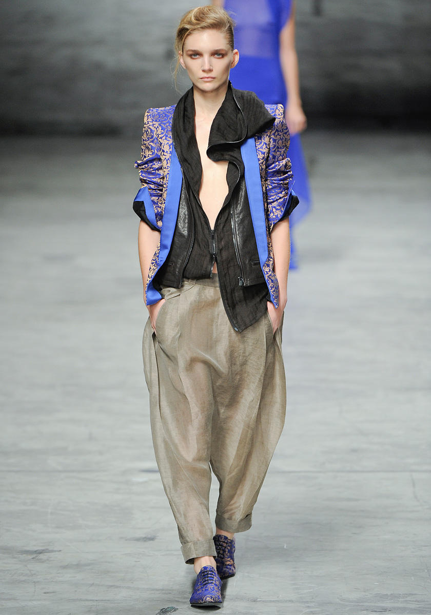Mode Baroque Haider Ackermann