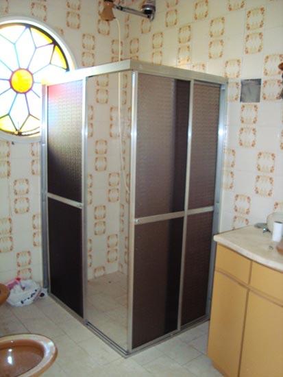 decorar banheiro velho:Repaginado, ficou mais bonito, mais amplo, mais iluminado e moderno