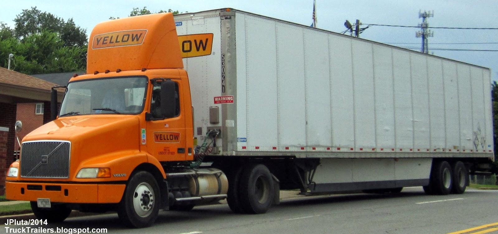 Filename yrc yellow roadway trucking company volvo day cab truck stoughton dry van trailer jacksonville florida yrc yellow roadway jax fl jpg