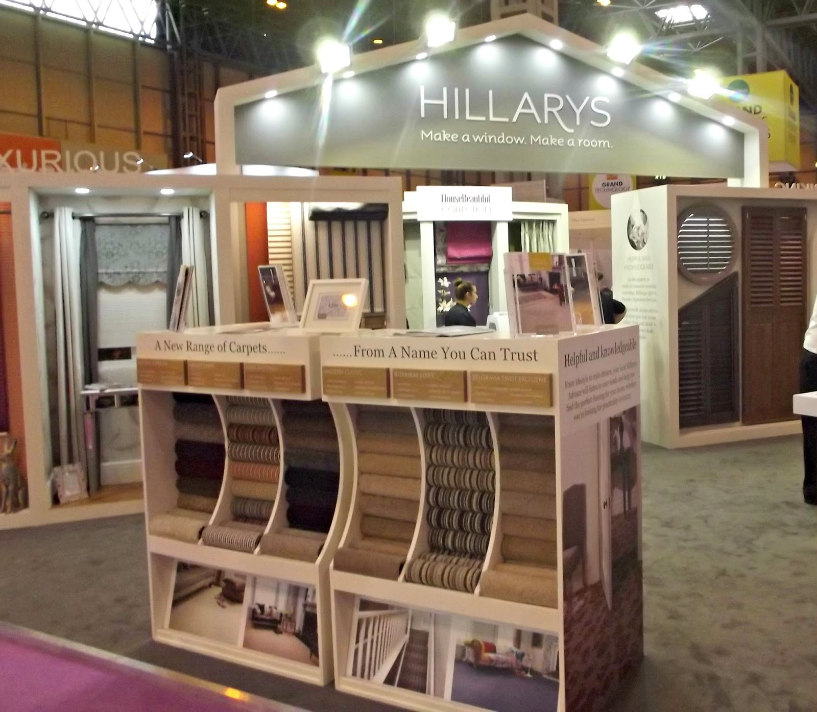 Hillarys blinds archives raisie bay i am looking for blinds and curtains and they had a lovely display of what they can offer it was nice to be able to walk around and have a feel of the solutioingenieria Images