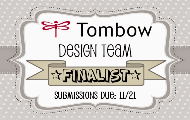 TOMBOW DESIGN TEAM FINALIST