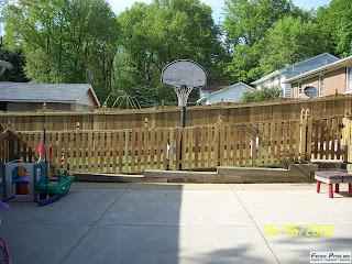 Деревянный забор. Фото 103