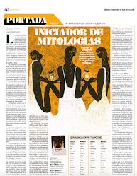 Diccionario de Mitos Clásicos: Iniciador de Mitologías