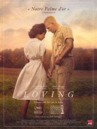 Poster Of Loving In Dual Audio Hindi English 300MB Compressed Small Size Pc Movie Free Download Only At relationshiptransformer.org
