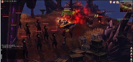 Phong cách bị động của quái vật sẽ khiến game thủ cảm thấy buồn chán.