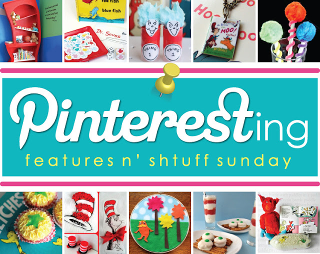 Pinterest Features: 10 Dr Seuss Projects