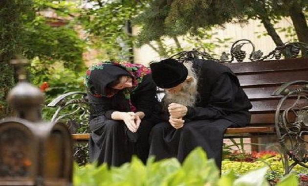 ΧΑΙΡΕΤΙΣΜΟΙ ΘΕΟΤΟΚΟΥ , SALUTATIONS TO VIRGIN MARY