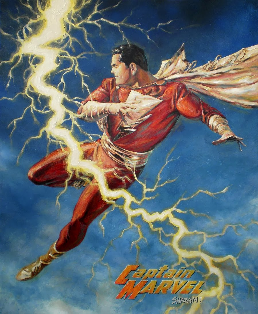 Captain Marvel Shazam Movie Officially Dead Implies Peter Segal