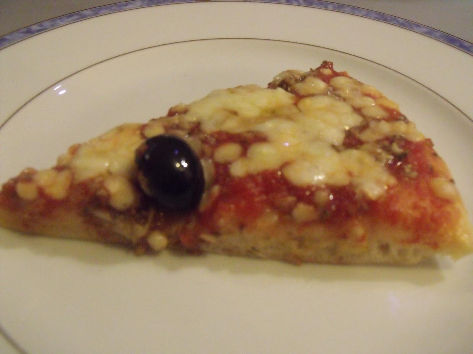Cuisine de famille recette pizza p te - Veritable pate a pizza ...