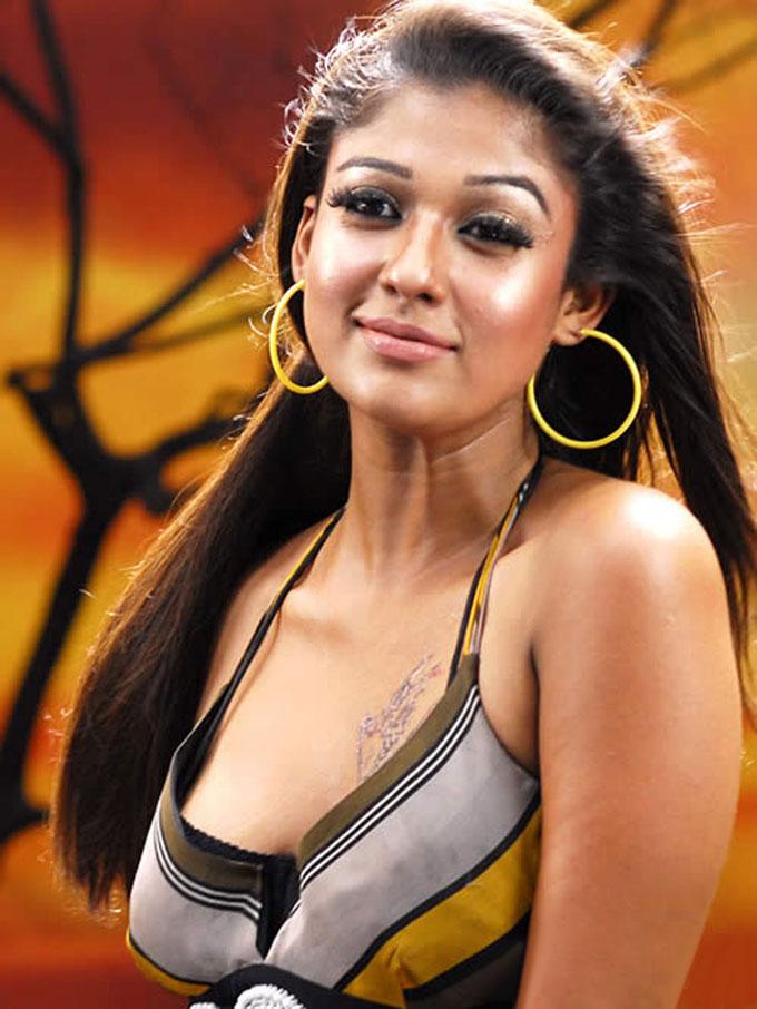 Nayantara Hot Bikini Wallpapers Main