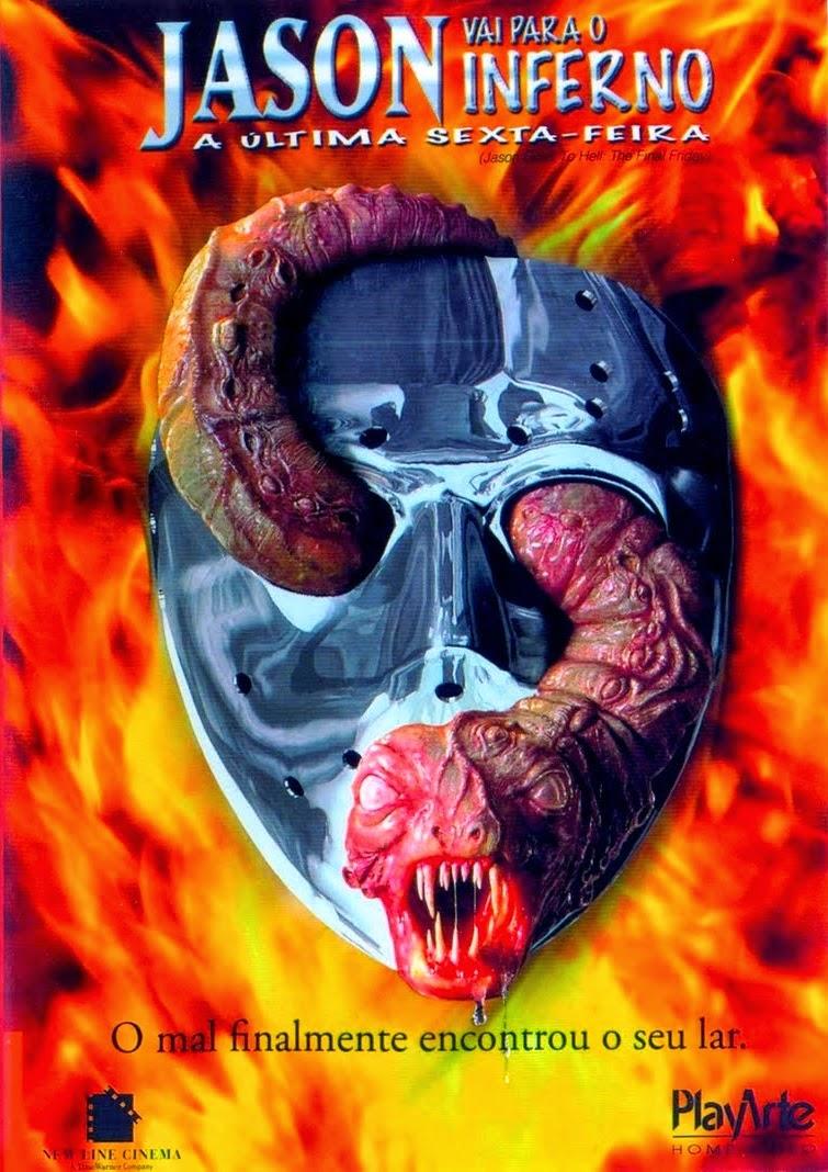 Jason Vai Para O Inferno: A Última Sexta-Feira – Dublado (1993)