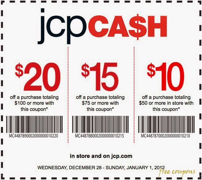 Jcpenney salon coupons printable april 2018