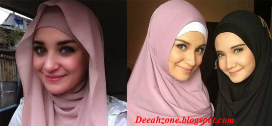 Jilbab Zaskia Vs Shireen (Terbaru 2014)