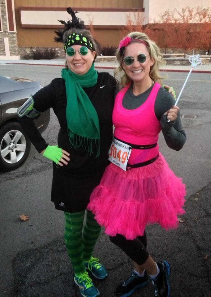 Race #24 - Halloween Half Marathon